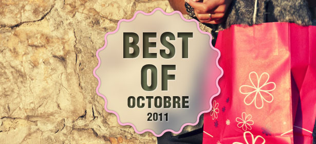 Best of Octobre 2011